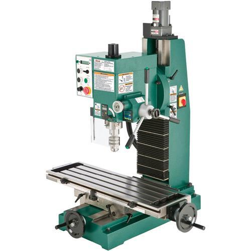 A 3-axis milling machine.