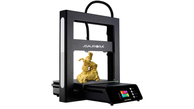 Featured image of 2019 JGAurora A5S 3D Printer – Review the Specs
