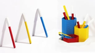 Featured image of Batch.works and Paperchase Launch Collection of Sustainable 3D Printed Stationery