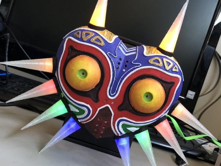 Assembled Majora's Mask