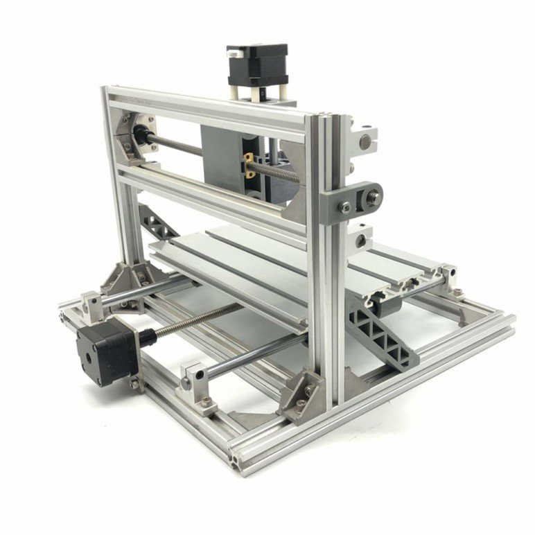 Image of Best Desktop CNC Routers & DIY CNC Router Kits: MYSWEETY 1610 CNC Router