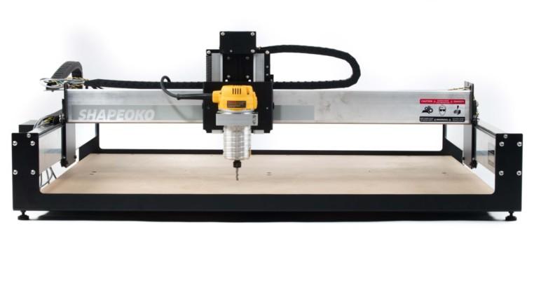 Imagen de Fresadora CNC: Las mejores máquinas CNC DIY: Carbide3D Shapeoko XL/XXL