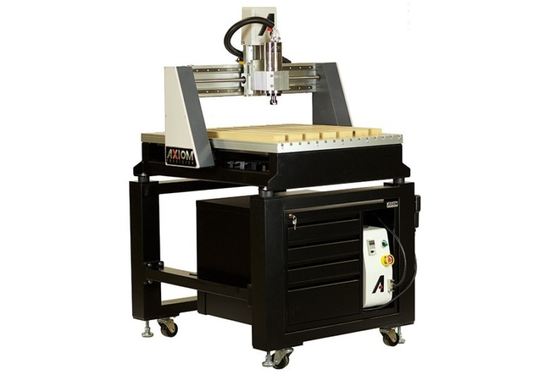Image of Best Desktop CNC Routers & DIY CNC Router Kits: Axiom Precision AR4 Pro+ 4-Axis