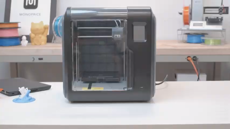Image of Monoprice MP Voxel 3D Printer – Review the Specs: Features