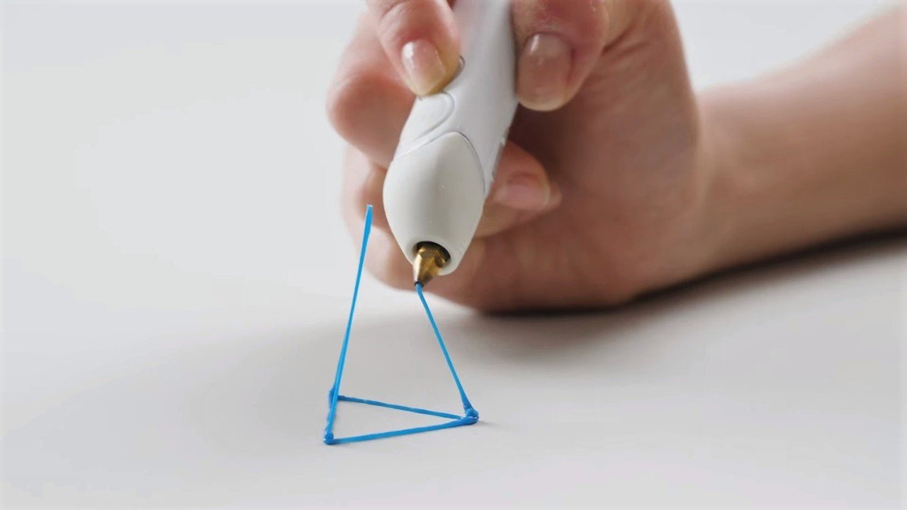 Is a 3D Printing Pen a Toy or a Serious Tool? | All3DP