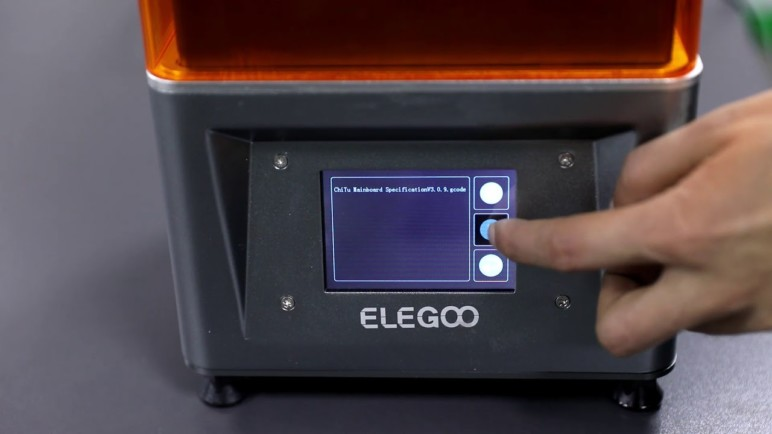 Image of ELEGOO Mars 3D Printer – Review the Specs: Features