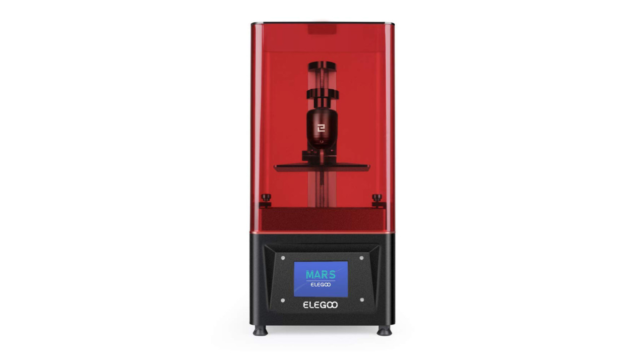 Featured image of 2019 ELEGOO Mars 3D Printer – Review the Specs