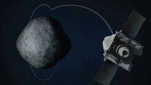 Featured image of NASA's OSIRIS-REx Mission Creates 3D Printable Model of Bennu Asteroid
