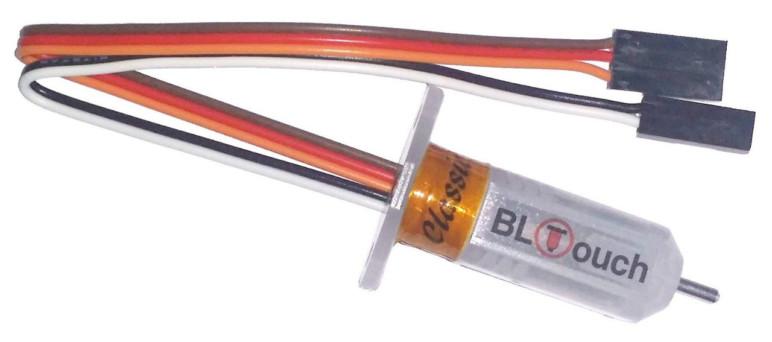 A BLTouch V2 Sensor.