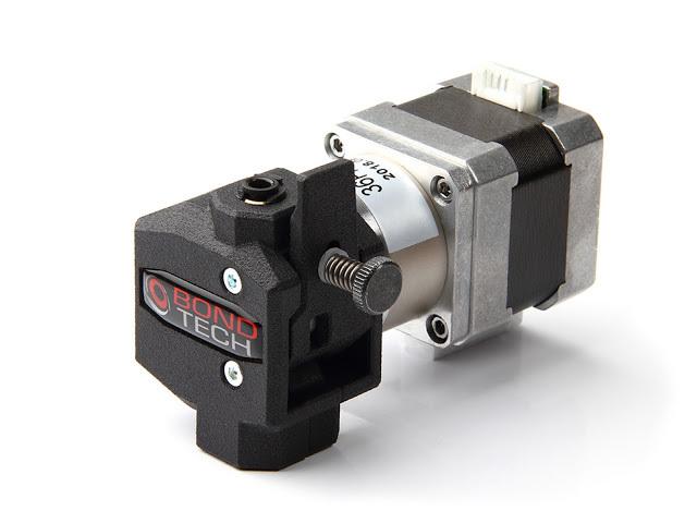 A BondTech QR extruder.