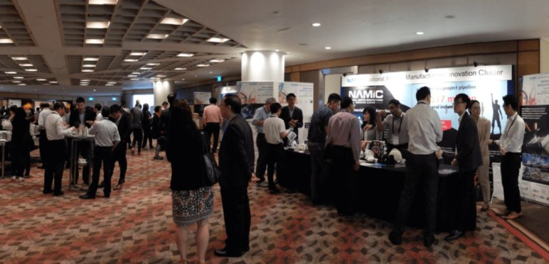 Image of Additive Manufacturing / 3D Printing Conference: May 6-10, 2019 - NAMIC Summit 2019
