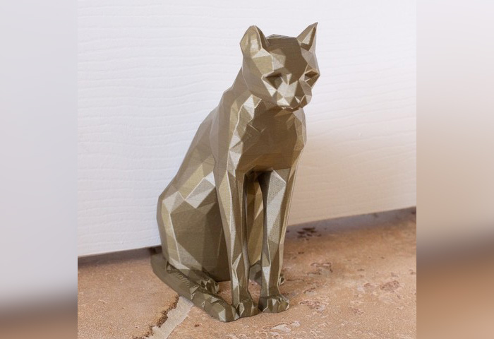 Image of Cool Things to 3D Print: Cat Doorstop