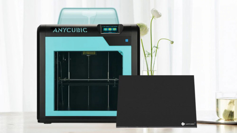 Image of Anycubic 4Max Pro 3D Printer – Review the Specs: Features