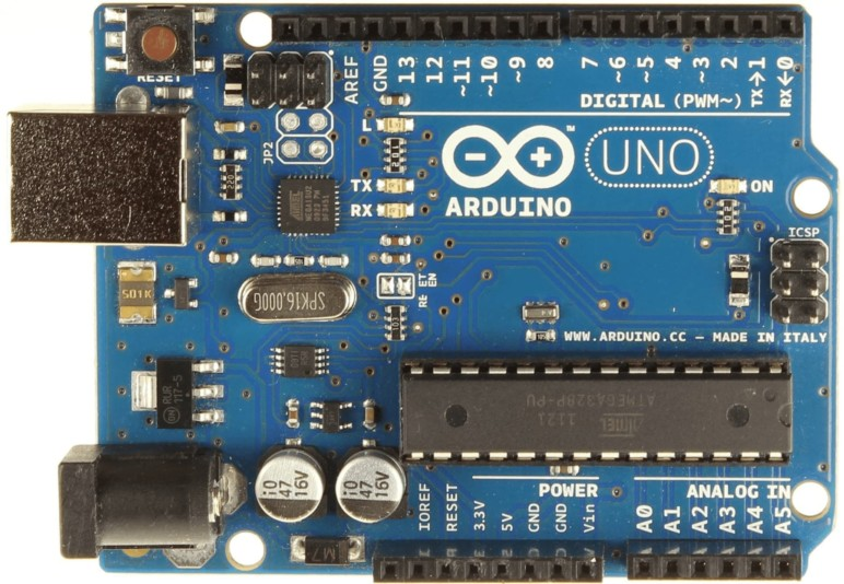 Image of Arduino versus Raspberry Pi: What is an Arduino?
