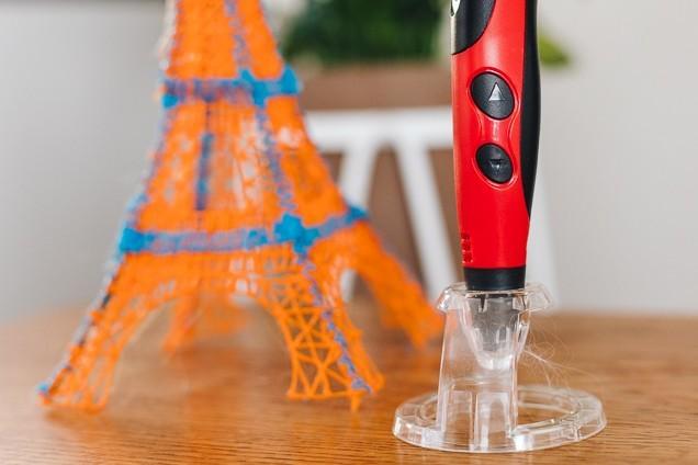 The Tipeye 3D pen.