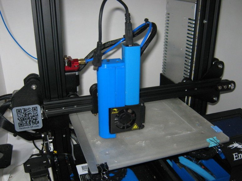 3D Printer Bed Leveling Tool At Work