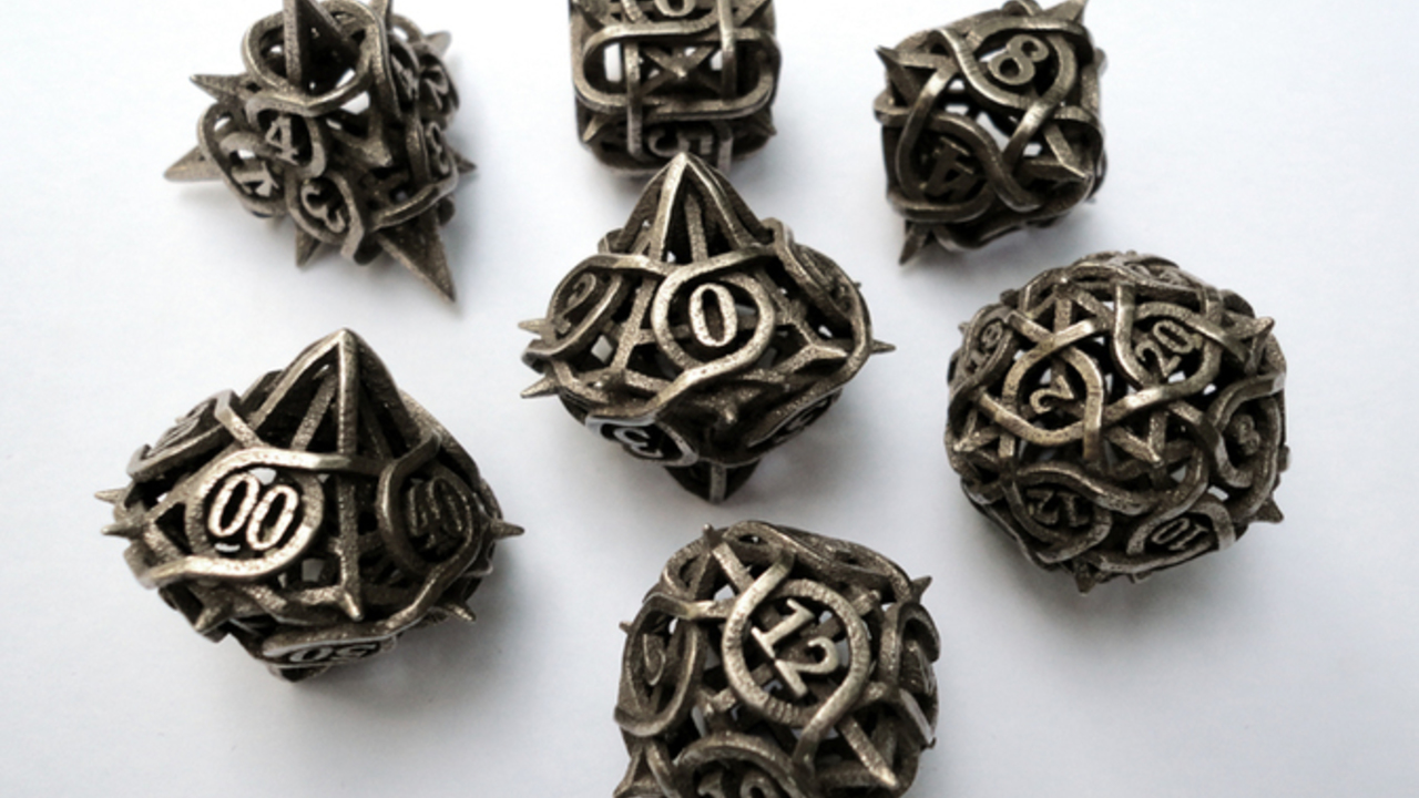 7 Best Sites for 3D Printed Dice | All3DP