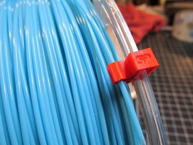 Clips para filamento