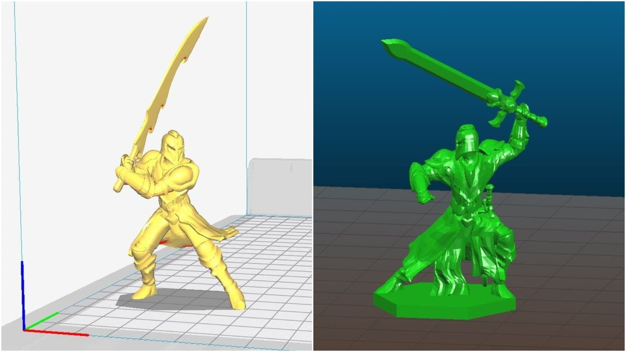 Slic3r vs Cura: The Differences – Simply Explained | All3DP