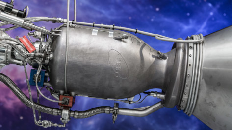 Featured image of Orbex Partners with SLM Solutions to Produce Clean-Burning 3D Printed Rocket
