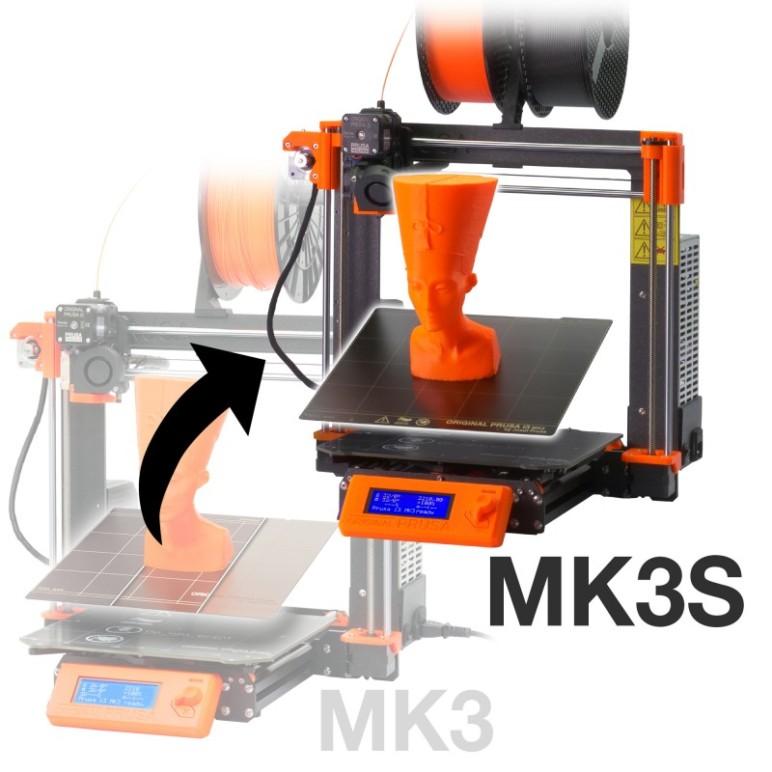 Image of Original Prusa i3 MK3S – Review the Specs: Tech Specs