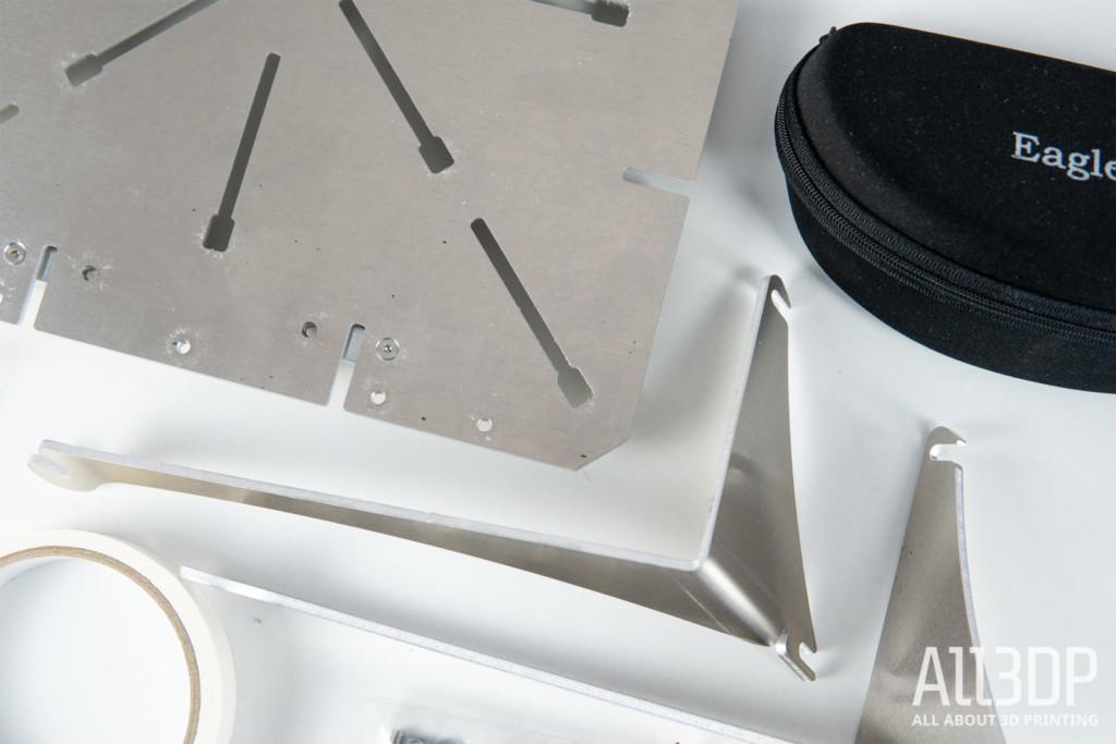 Zmorph VX CNC plate