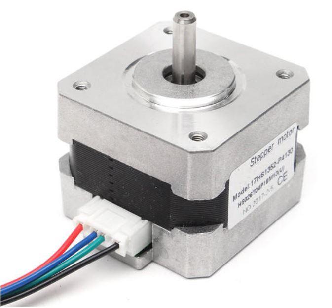 Image of Best Arduino Stepper Motors: Nema-17 42 Hybrid Stepper Motor