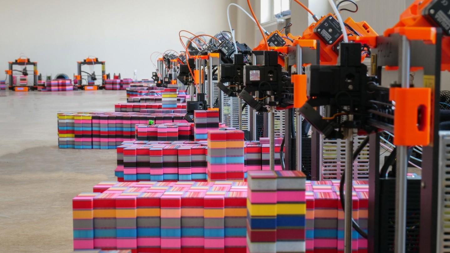 graphic regarding Prusa Printable Parts identified as Prusa Upgrades: Clean MK3S Printer, Fresh new MMU2S, $19 Updates