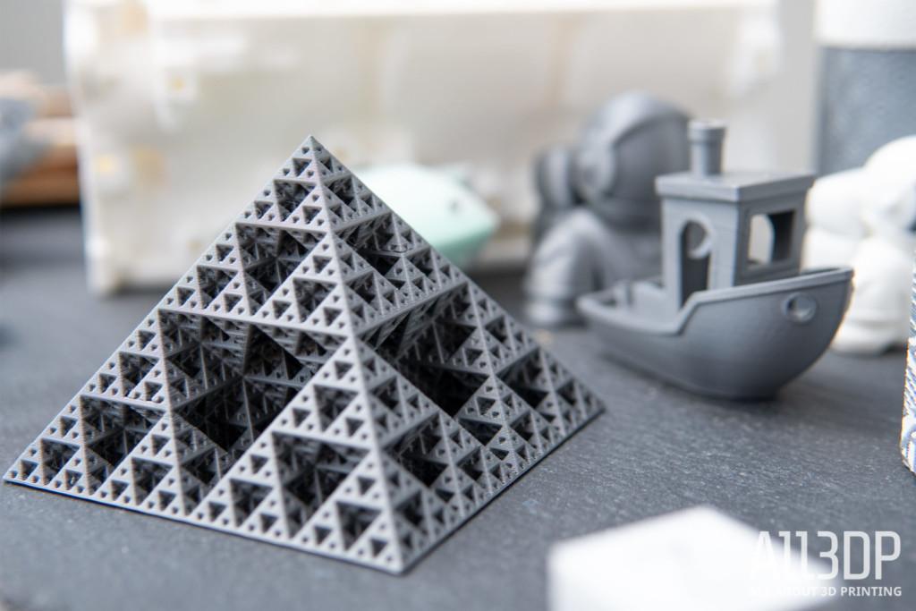 ZMorph VX 3D print