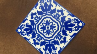 Featured image of Weekend Project: How to 3D Print Portuguese Azulejo Tiles