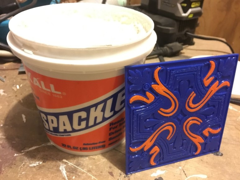 Image of Weekend Project: How to 3D Print Portuguese Azulejo Tiles: What You Need & How to Build it
