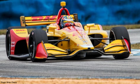Featured image of Stratasys Enters Race Track, Partnering With Andretti Autosport