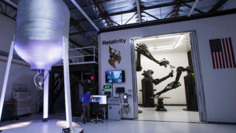 Featured image of US Rocket Factory Relativity Receives 3D Printing Metal Technology Patent