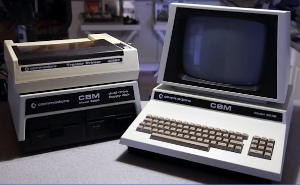Create a Miniature Commodore PET 8032 Replica Using a 3D