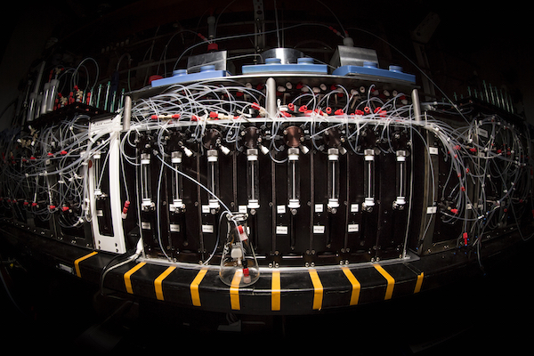 Molecular 3D printer developed by the HHMI group.