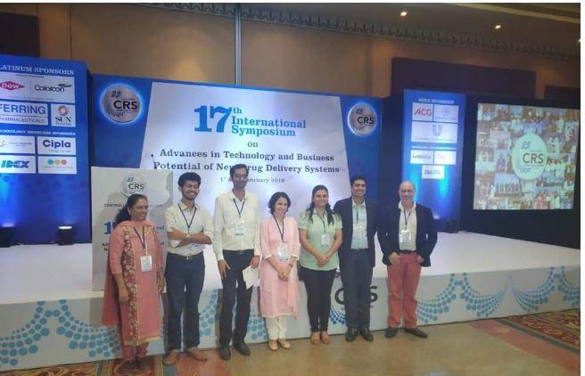 The ICT-Tvasta research team.