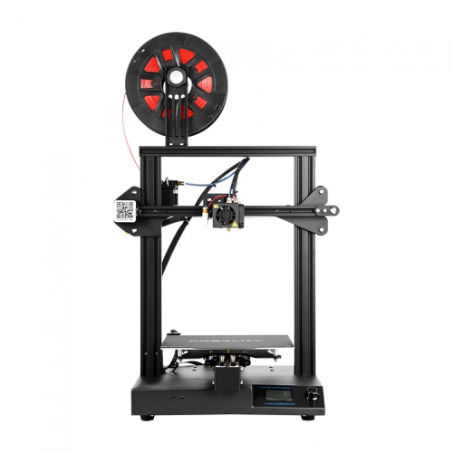Image of Creality CR-20 Pro 3D Printer – Review the Specs: Tech Specs