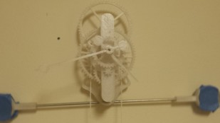 Featured image of Weekend Project – Tick-Tock with this Single-Print Mechanical Clock