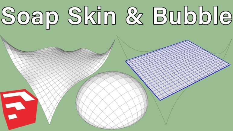 Soap & Skin Bubble plugin.