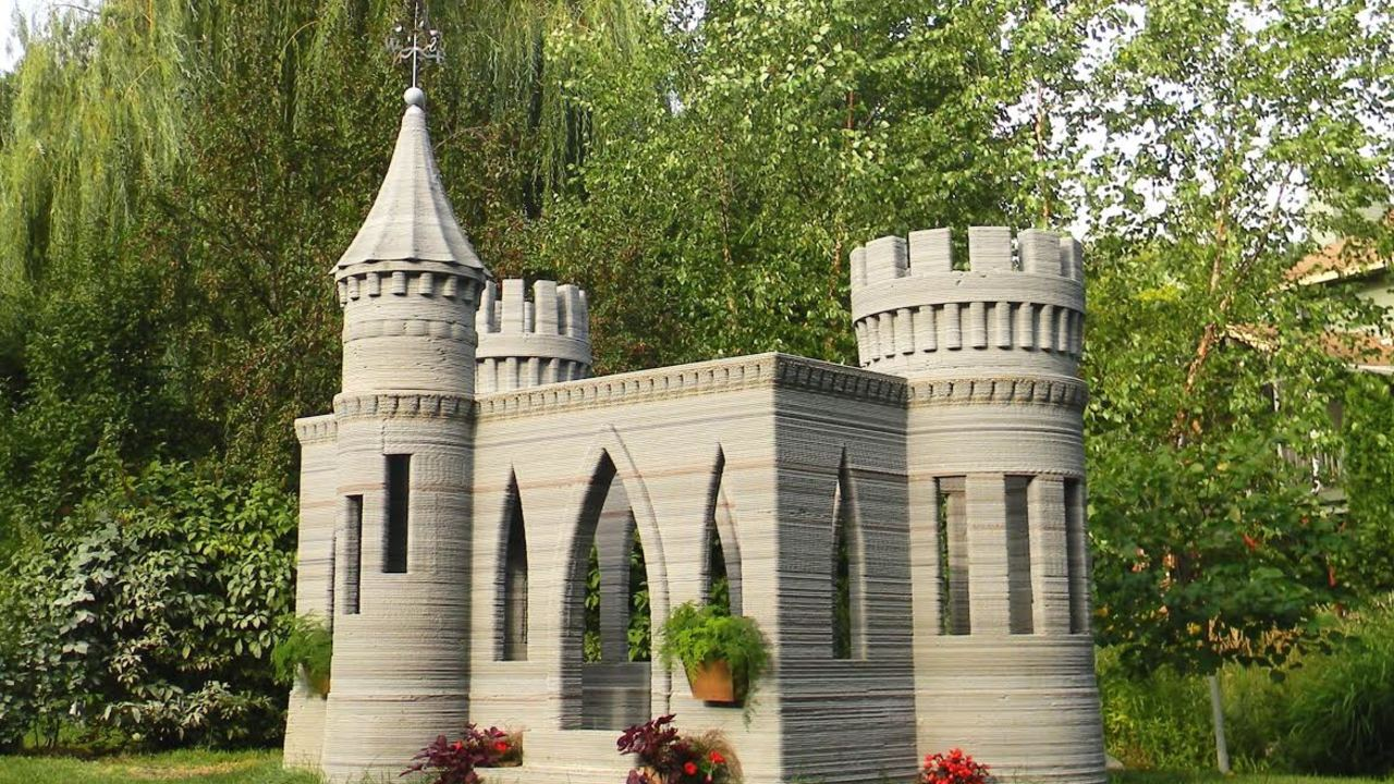 3D Printed Castle – 10 Best Models to Mark Your Territory | All3DP