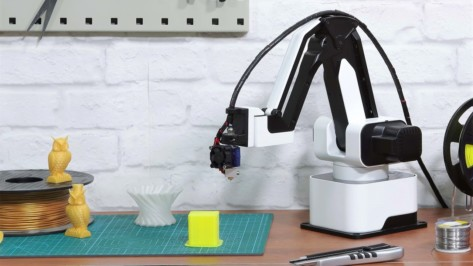 Featured image of Hexbot All-In-1 Robot Arm Pushes the Limits on Versatility