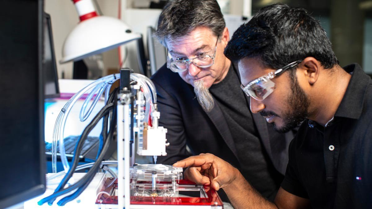Featured image of Researchers Closer to 3D Printing Ears to Treat Microtia with '3D Alek'