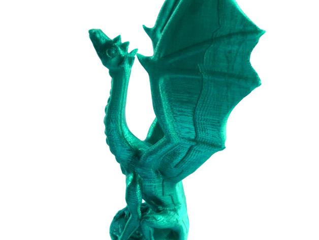 Aria in a nice green-colored filament.