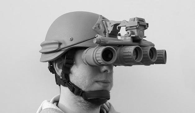 SEAL team replica night vision goggles.
