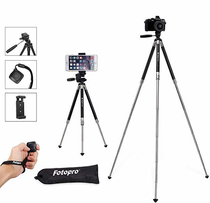 Fotopro Tripod product from Amazon.