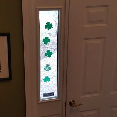 Image of Weekend Project: 10 Festive 3D Prints for Saint Patrick's Day: Shamrock Wall Decorations
