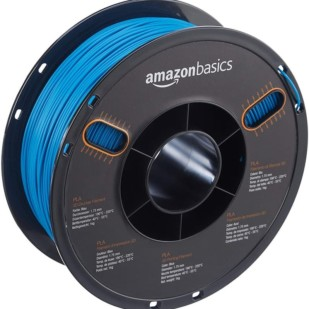 Product image of AmazonBasics PLA Filament