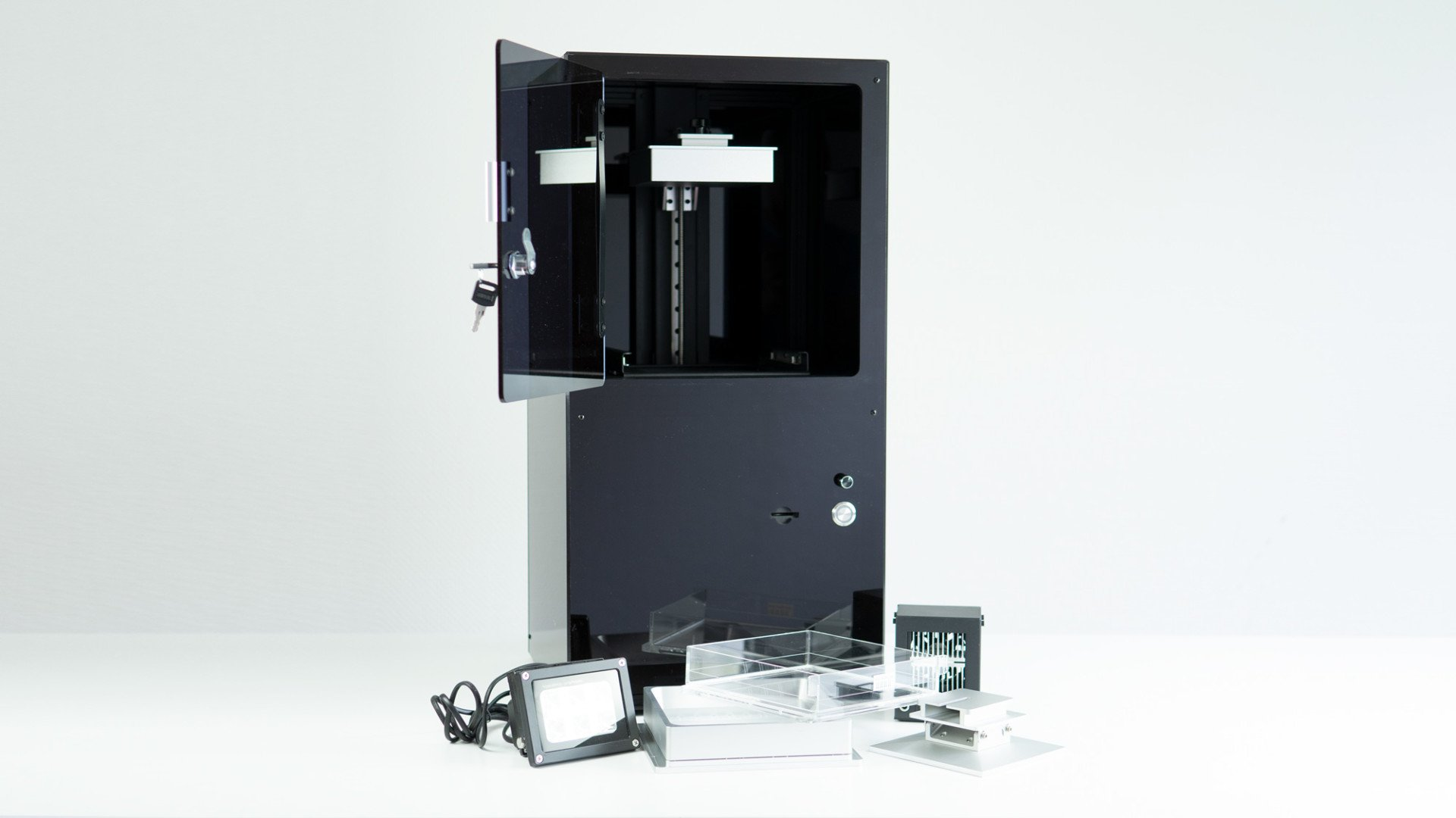 Peopoly Moai 130 Review: Best Value Resin 3D Printer | All3DP