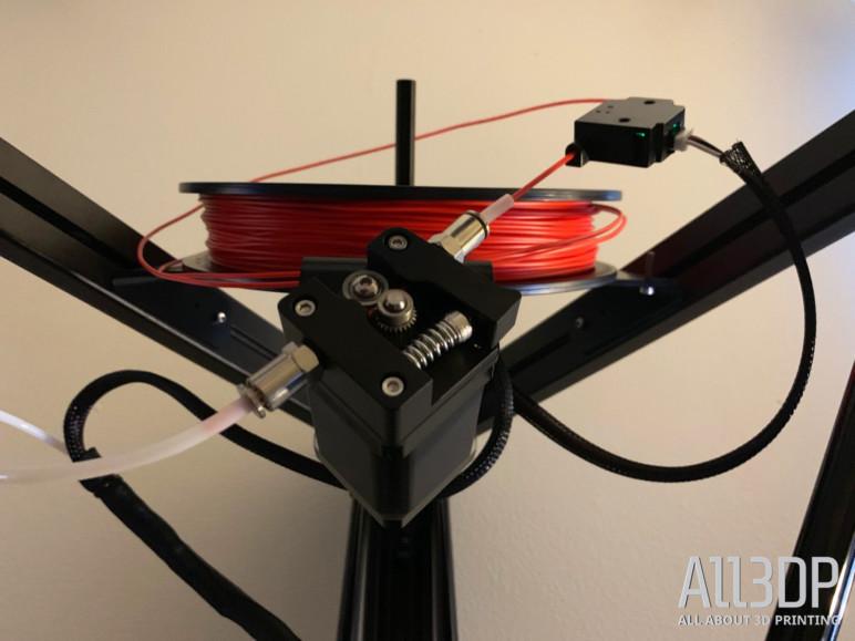 Image of Monoprice Delta Pro 3D Review: Design