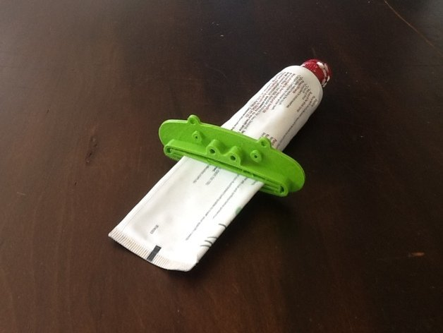 3D print of the Hippo Paste Pusher.